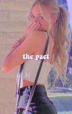The Pact || Zach Herron by -herronsangel