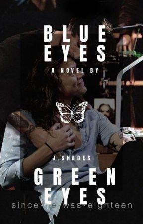 Blue Eyes, Green Eyes by WelcomeToShades