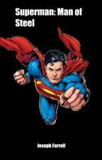 Superman: Man of Steel by Joseph_F