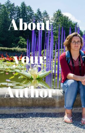 About Your Author by hazeleyedauthor