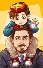 Spiderson and Irondad by AnimeFanfics21