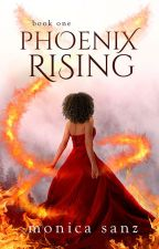 Phoenix Rising by DistantDreamer