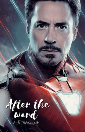 After the ward.ˑ [Stony] ✓ by peacheslou