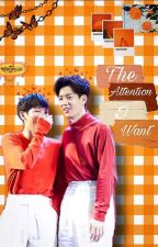 The Attention I Want (Offgun) by Offgun95