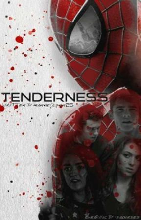 Tenderness ◑ Peter Parker by ManneQuinn25