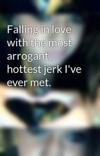 Falling in love with the most arrogant, hottest jerk I've ever met. by NeverShoutCece