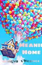 Meanie HOME  by Hyukie_minhyung