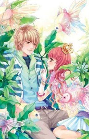 Xuyên thành bá tổng tiểu trốn thê by pink_lee