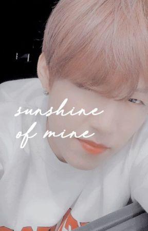 sunshine of mine | woojin. by gatginet