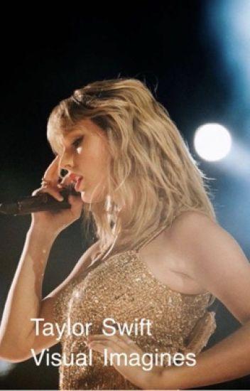 Taylor Swift visual imagines