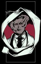 Dla większego dobra, panie Graves by Aruccio