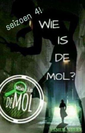 wie is de mol seizoen 4! {doe mee!!} by Aesmeethetic
