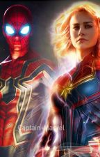 Spider-Man x Capain Marvel One Shots by _Captain-Marvel