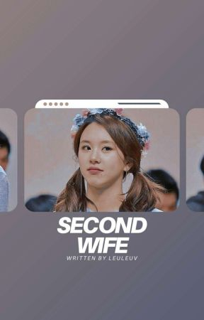 second wife┊son chaeyoung ღ° ✧*:•° ✧ by whooshean-s