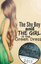 The Shy Boy and the Girl in the Green Dress by DarknessAndLight