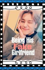 Being His Fake Girlfriend (ATEEZ Wooyoung) by Rxxe_Night