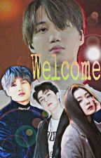 Welcome [HunKai] by minseoka99_