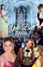 A Yule Ball Twist by acciohermione