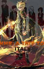 KHR: A Trip To Italy by xXShinreiXx