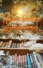 Buchclub: Unser buntes Bücherregal by AthenasMaze