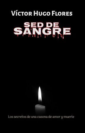 Sed de Sangre by VHF313