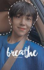 breathe ° lee eunsang  by dodongkwon