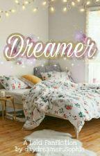 Dreamer [Teen!Loki Laufeyson] by daydreamer_sophie
