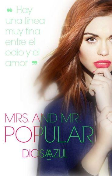 Mrs. and Mr. Popular ©
