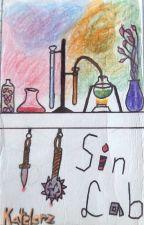 Sin Lab (science lab) by Katelerz