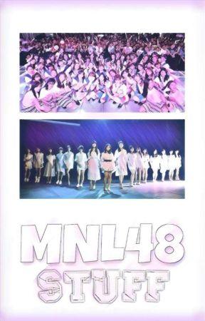 MNL48 Stuff by -MNL48-