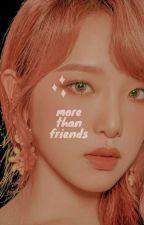 more than friends / kim minkyu au by minkyults