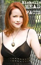 Richelle Mead Facts by _demonpox
