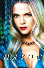 havoc | bellamy blake (book two) by ket718