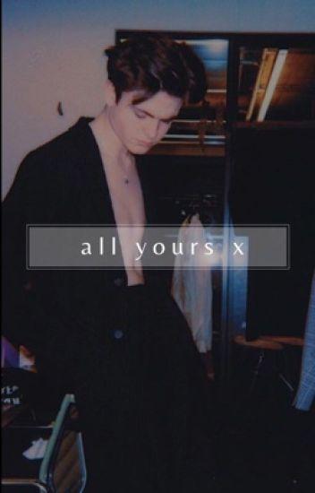 all yours x - blake richardson