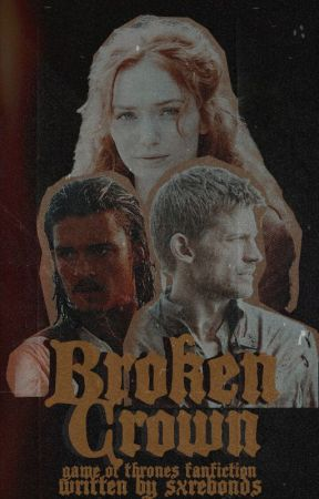 𝐁𝐑𝐎𝐊𝐄𝐍 𝐂𝐑𝐎𝐖𝐍 game of thrones by sxrebonds