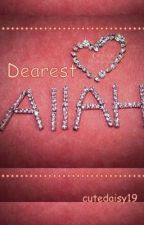 Dearest Allah by cutedaisy19