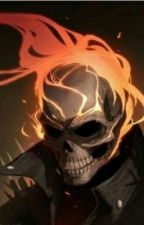 ghost rider loud( loud house x ghost rider cross over  by punisher727