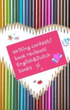 Writing contest/Book reviews for English&Dutch books by lovebeyondwords