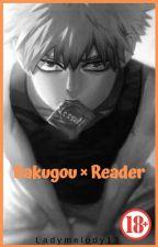 BNHA OneShot - Bakugou × Reader 18+ by LadyMelody13