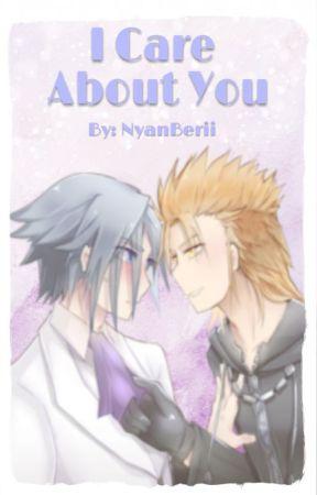 [Kingdom Hearts/Zemyx] I Care About You by NyanBerii