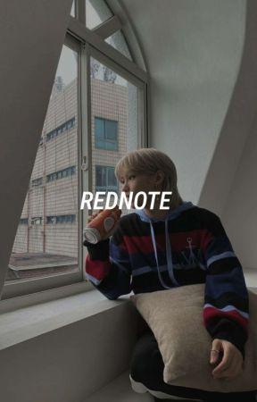 rednote [skz'00line] ✔️ by cxxdnb