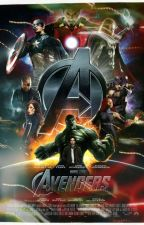 The Avengers by nadirahbrown