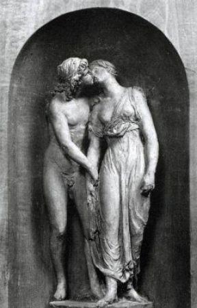 Psyche & Eros by LaryaStark