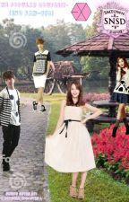 The Popular Couples!~ (Exo-fanfiction) by Arxrxxn