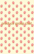 produce chatroom by mingyuslollipop