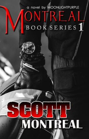 Montreal Book Series 1: Scott Montreal (COMING SOON) by MoonLightPurple
