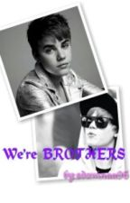We're Brothers (Justin Bieber and Jason Mccan) by dawinabieber