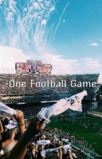 One Football Game by -leblangels