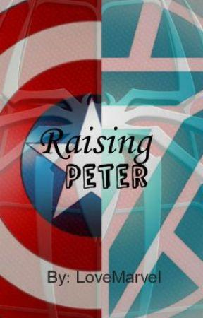 Raising Peter (Sequel to Opposites Attract- Stony