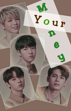 Your Money // Kim Jaehwan x OngNielHwang by Alucio_Jaehwan
